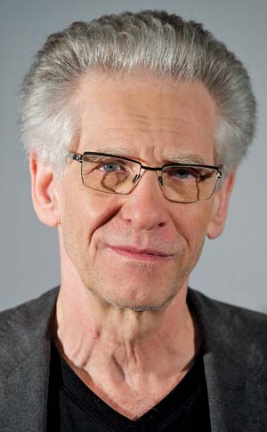 David Cronenberg Attends 'A Dangerous Method' Photocall in Madrid