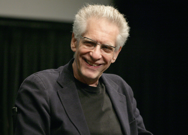 david cronenberg news